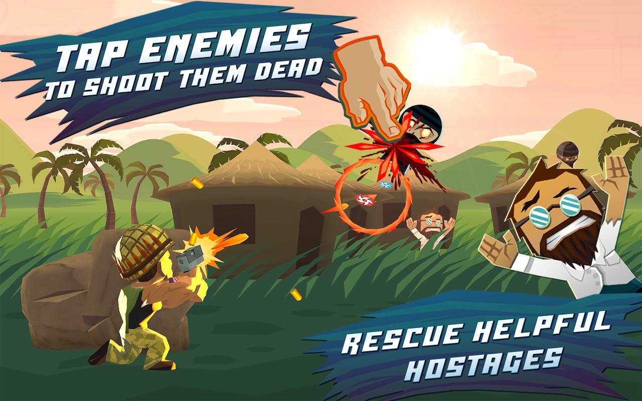 Major Mayhem screenshot #1