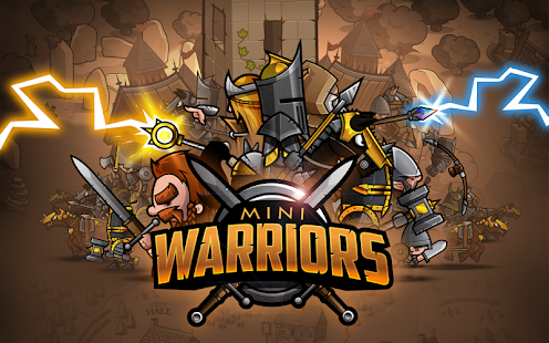 Mini Warriors Screenshot
