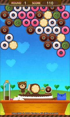 Bubble shot(bubble shooter) - screenshot