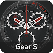 Watch Face Gear S - Motor3