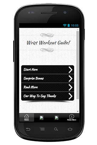 Wrist Workout Guide