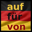 German Verb Prepositions Quiz icon