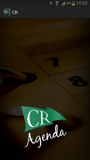 CR Agenda