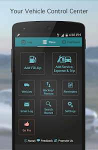Fuel Buddy - Car Mileage Log v9.6