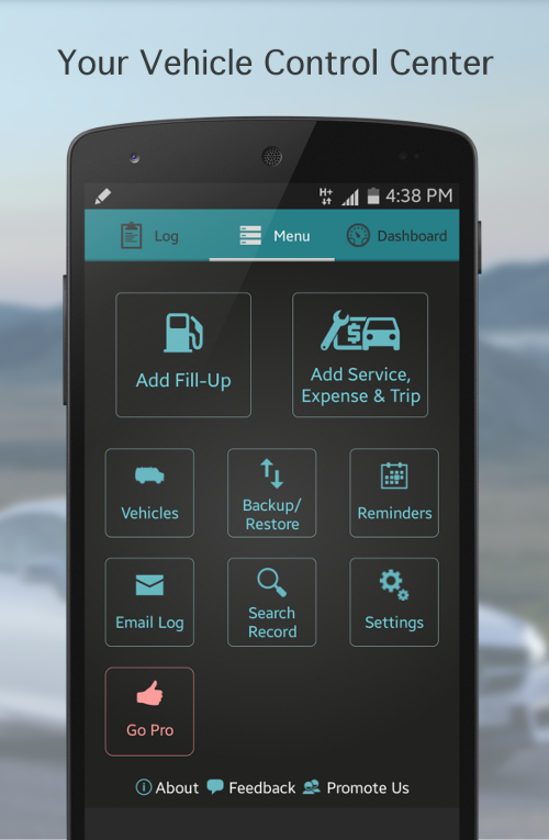 Fuel Buddy - Car Mileage Log - screenshot