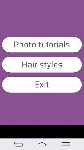 Cute girl hairstyles 2018  screenshots 1