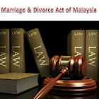 Marriage/Divorce Act -Malaysia icon