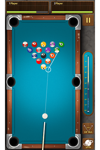 The king of Pool billiards  screenshots 1