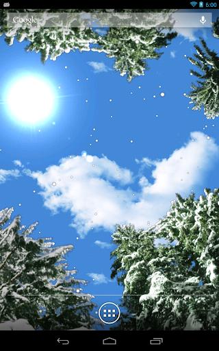 玩免費個人化APP|下載飘雪冬 app不用錢|硬是要APP