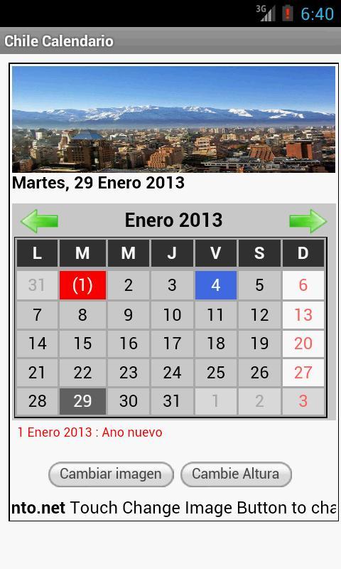 Calendario De Puerto Rico 2013