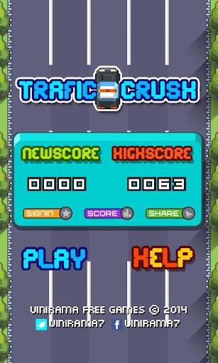 Traffic Crush Saga