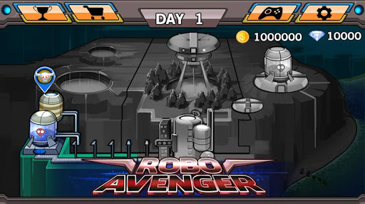 Robo Avenger  screenshots 5