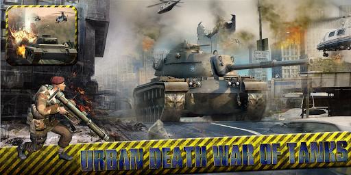 Urban Death War of Tanks