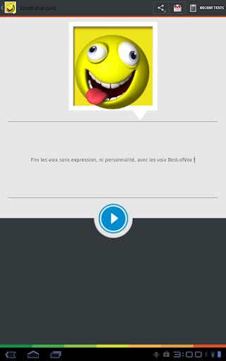 玩免費娛樂APP|下載Zozoti voice (French) app不用錢|硬是要APP