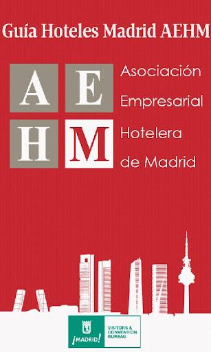 Guía Hoteles Madrid AEHM