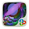 Abstract Art Theme GO LAUNCHER icon