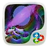 Abstract Art Theme GO LAUNCHER