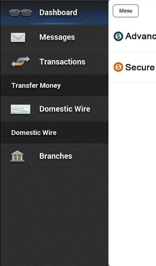 FSNB Mobile Banking - screenshot