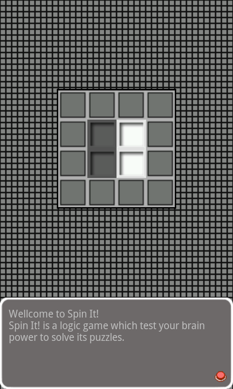 Spin It! - Mental Puzzle - screenshot