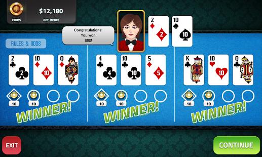 Let It Ride Poker - EC