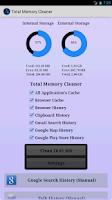 Screenshot of Total Memory Cleaner