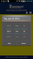 Screenshot of Michelin Swagat