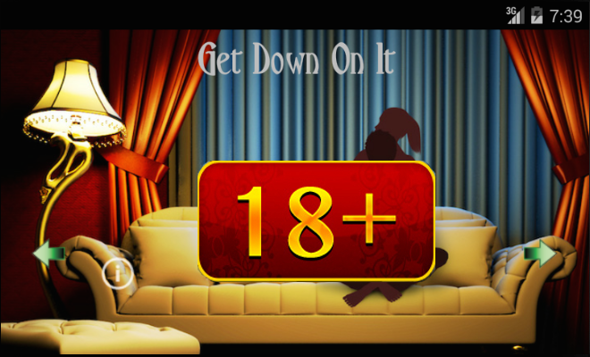 Kama Sutra Sex Positions Android App Screenshot