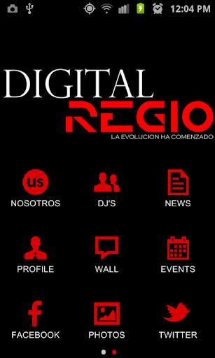 Digital Regio