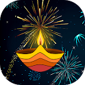 Shubh Diwali Live Wallpaper icon