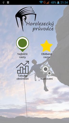 Horolezecký průvodce