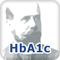 HbA1c calculator icon