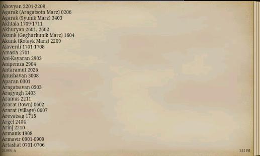 naptár 2209 ARMENIA POSTAL CODE – Alkalmazások a Google Playen naptár 2209