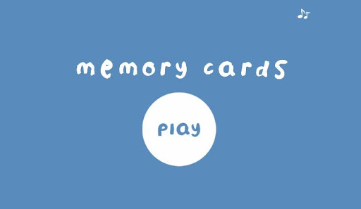 Memory Cards 4 Kids - Animals