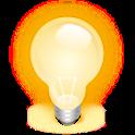 Flashlight Pro (Eclair) logo