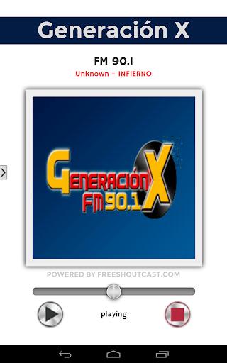 Generacion X FM 90.1