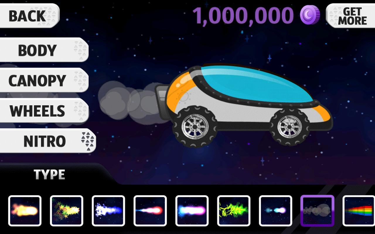 Lunar Racer screenshot #12