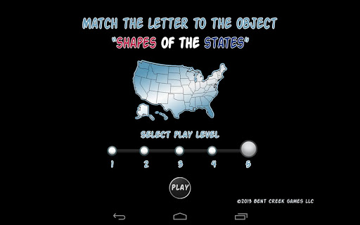 Shapes Of The States