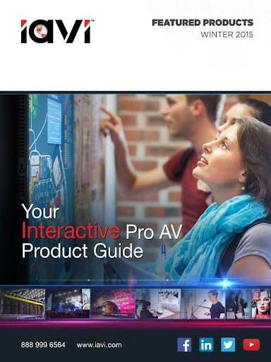 IAVI Interactive Product Guide