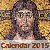 Calendar Romano-Catolic 2015