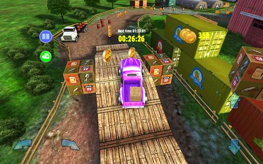 玩免費賽車遊戲APP|下載Pickup: Skills Competiton app不用錢|硬是要APP