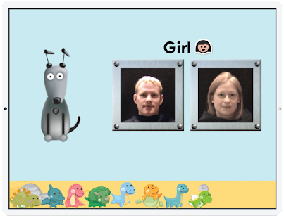 Learn with Rufus: Boys & Girls- screenshot thumbnail