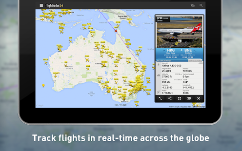 Flightradar24 – Flight Tracker v6.0 Premium Patched
