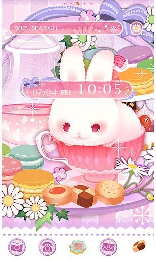 Cute Theme-Teacup Rabbit- 1.0 Windows u7528 1