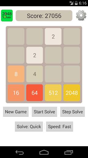 2048 Solver