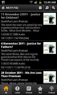 Northpod Law- screenshot thumbnail