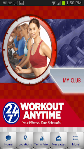 Workout Anytime