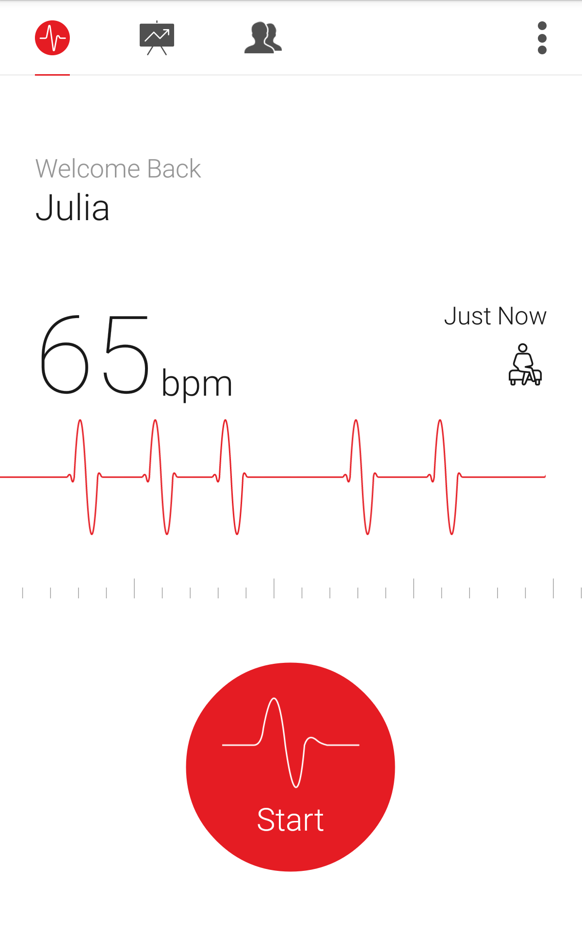Cardiograph - Heart Rate Meter screenshot #12