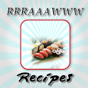 Raw Food Recipes icon