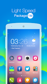 Hola Launcher - Simple & Fast Screenshot 2