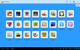 Screenshot of Kids Place - Parental Control